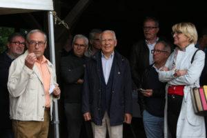 Inauguration Moulins du Terrier Marteau