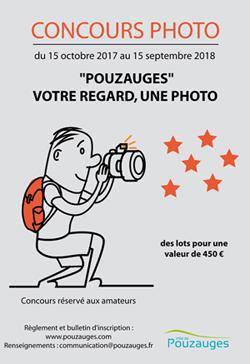 affiche concours photo2018