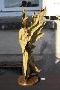 Salfo Dermé sculpture