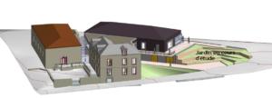 Projet centre des Remparts 2