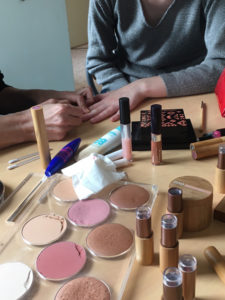 Espace jeunes maquillage
