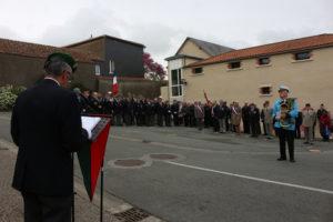 Commémoration Légion etrangère