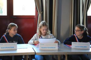 Conseil Municipal des Jeunes Pouzauges