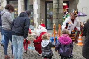 Le Père Noël - Pouzauges 2018