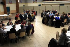 Rencontre des bénévoles 2018 Pouzauges