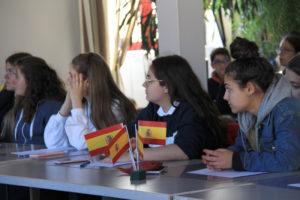Accueil espagnols Puertollano 2019